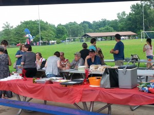 The Annual Volunteer Appreciation Picnic